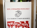 Our Yearly Toys for Tots Drive
