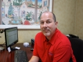 Anthony Algood, Blake's Auto Body San Rafael Manager